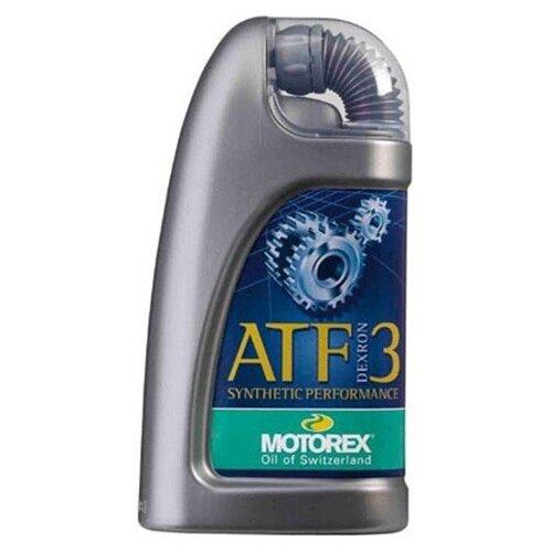 Трансмиссионное масло Motorex ATF DEXRON III 1 л