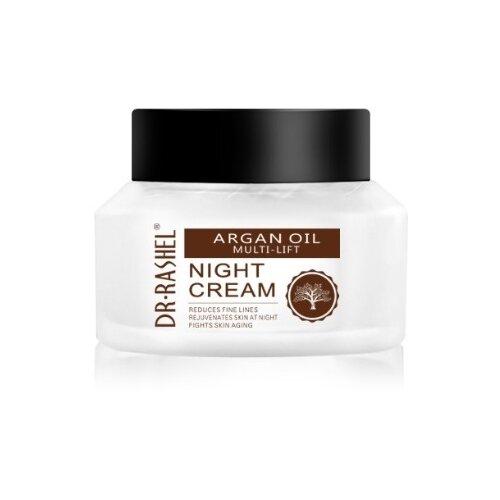 Dr. Rashel Argan Oil Multi-Lift Night Cream Крем ночной с аргановым маслом для лица, 50 г крем для лица argan oil argan oil ar041lwsju89