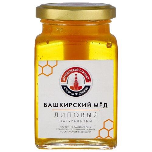 Мед Кремлевский стандарт башкирский Липовый 350 г darbo мед акации 500 г