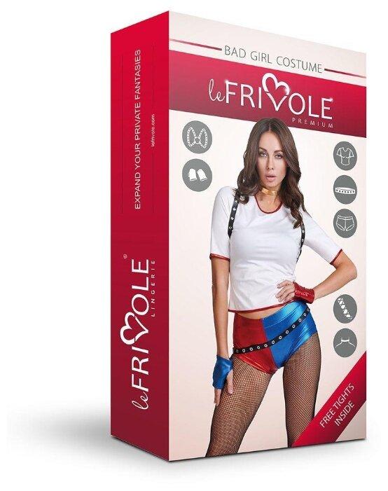 Костюм Bad Girl Costume Le Frivole — купить по выгодной цене на Яндекс.Маркете