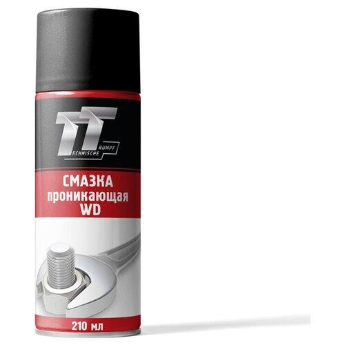Смазка для мототехники Technische Trumpf проникающая WD 0.21 л