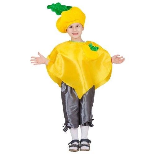 Купить Костюм Elite CLASSIC Репка, желтый, размер 28 (116), Карнавальные костюмы