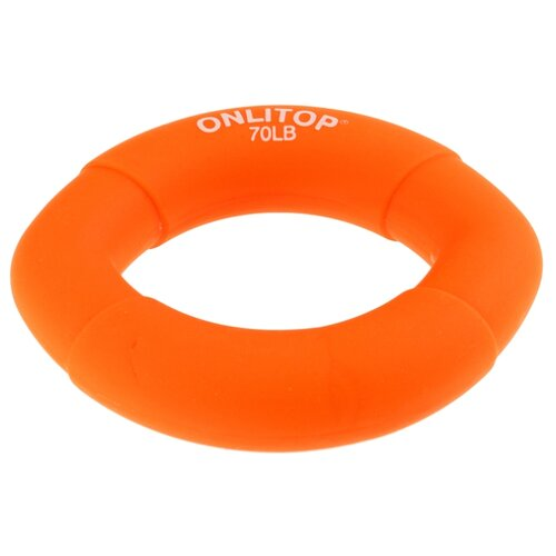 Эспандер кистевой Onlitop 3791407 10 х 7 см оранжевый
