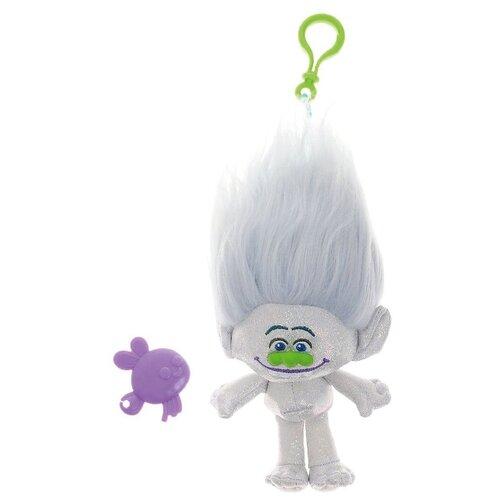 Купить Игрушка-брелок ZURU Тролли Алмаз 20 см, Мягкие игрушки