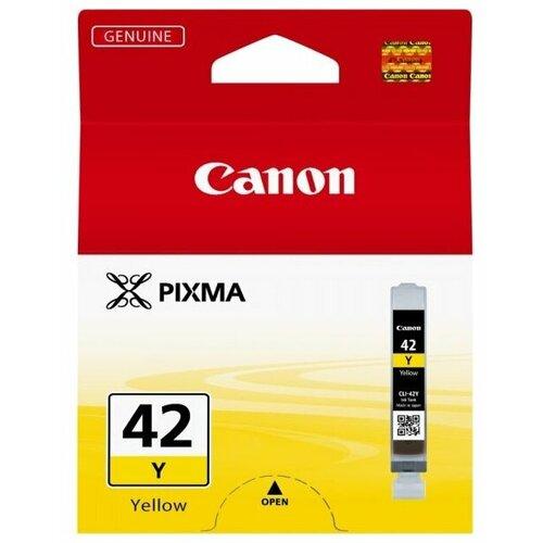 Фото - Картридж Canon CLI-42Y (6387B001) картридж canon cli 42y 6387b001 для canon pro 100 желтый