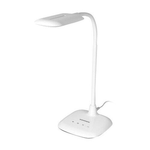 Настольная лампа светодиодная SONNEN BR-819A (236666), 8 Вт