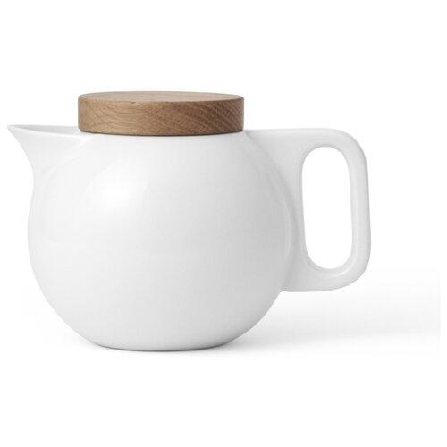 VIVA Scandinavia Заварочный чайник Jaimi с ситечком V78602/V78640/V78648 650 мл, белый