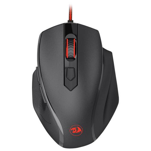 Мышь Redragon Tiger 2 черный недорого