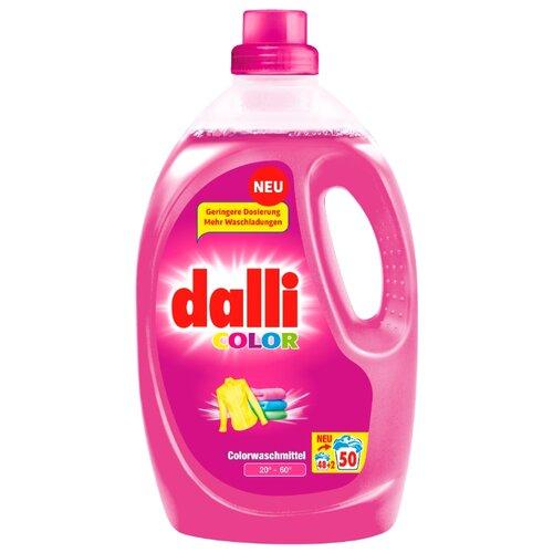 Гель Dalli Color для цветного белья, 2.75 л, бутылка