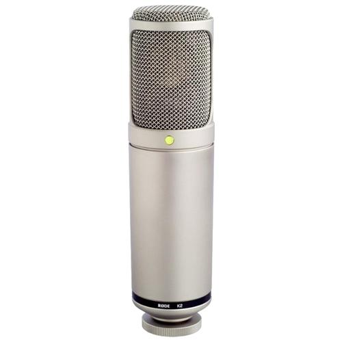 Микрофон RODE K2, серебристый