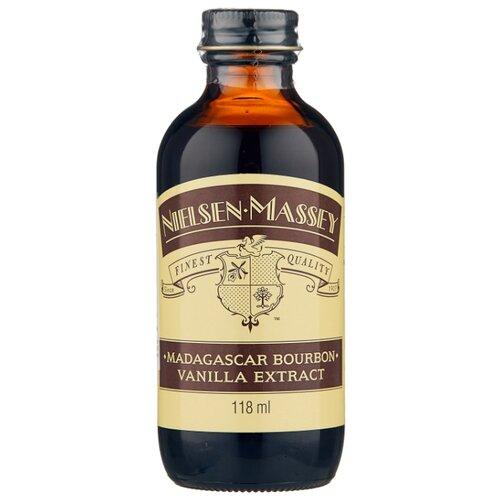 Nielsen-Massey Экстракт из мадагаскарской ванили сорт Бурбон коричневый 118 мл