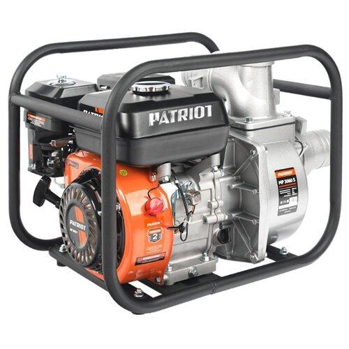Мотопомпа PATRIOT MP 3060 S 6.5 л.с. 1000 л/мин