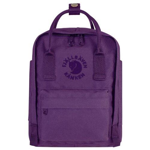 Рюкзак Fjallraven Re-Kånken Mini 7 violet (deep violet) рюкзак fjallraven kånken mini 7 orchid