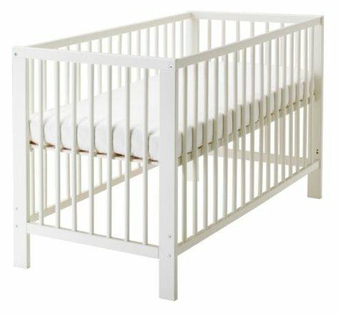 Кроватка IKEA Гулливер