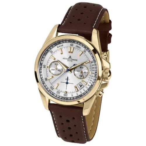 Фото - Наручные часы JACQUES LEMANS 1-1830M наручные часы jacques lemans 1 2110e