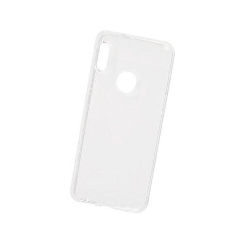 Фото - Панель силиконовая Onext для Xiaomi Redmi Note 5 Pro прозрачная телефон onext care phone 5 синий