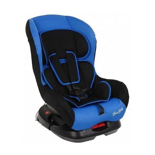 Фото - Автокресло группа 0/1 (до 18 кг) BamBola Bambino, черный/синий автокресло группа 0 1 до 18 кг bambola bambino черный синий
