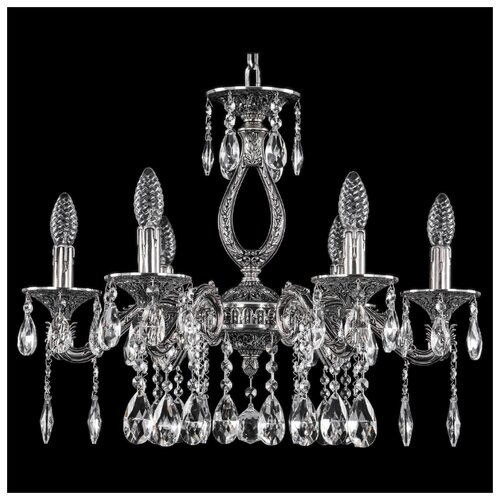 Люстра Bohemia Ivele Crystal 7102 71302/6/175 A NB, E14, 240 Вт bohemia ivele crystal подвесная люстра bohemia ivele crystal 1702 8 250 a nb k731