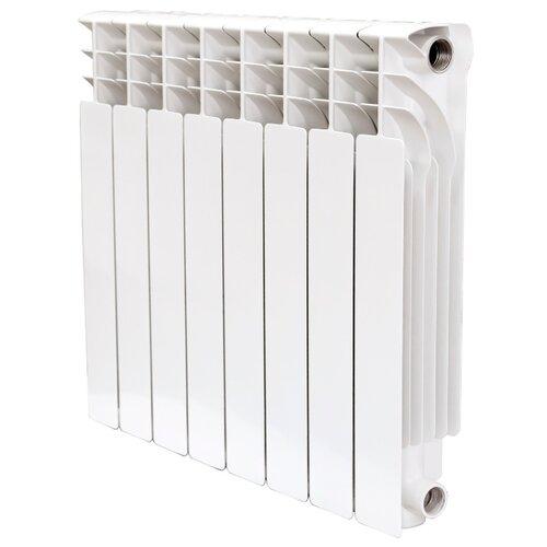 Радиатор биметаллический РУССКИЙ РАДИАТОР Корвет 500*80 8 сек.