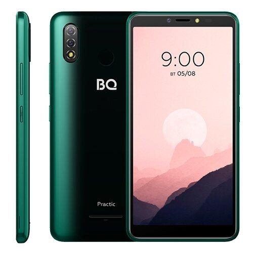 Смартфон BQ 6030G Practic зеленый
