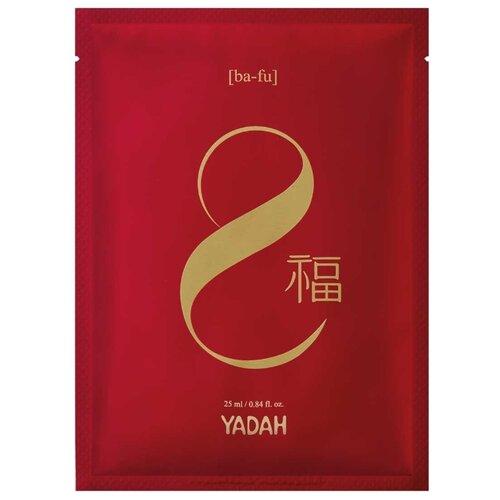 Yadah Фольгированная маска Red Energy увлажняющая, 25 мл