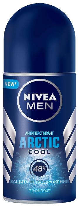 Антиперспирант ролик Nivea Men Arctic Cool