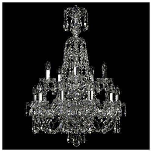 Люстра Bohemia Art Classic 11.21.10+5.200.2d.XL-85.Cr.Sp, E14, 600 Вт скатерть art east лиловый рай 85 85 см