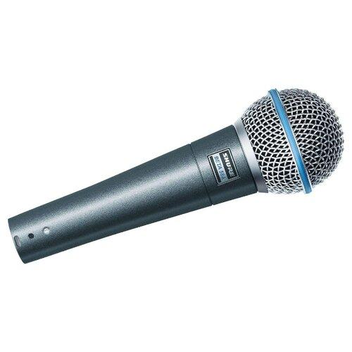 Микрофон Shure BETA 58A черный