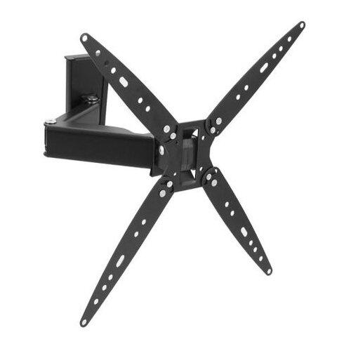 Фото - Кронштейн на стену Doffler WB 6816 черный телевизор doffler 40efs67 40 2020 черный