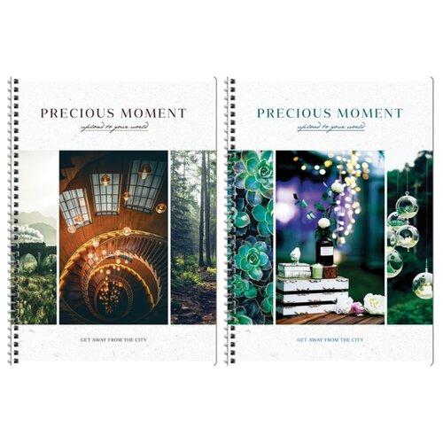 ArtSpace Упаковка тетрадей Стиль. Precious moments Т80А4спк_26797, 6 шт./2 дизайна, клетка, 80 л.