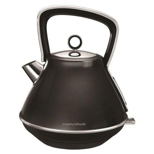 Чайник Morphy Richards 100105, черный