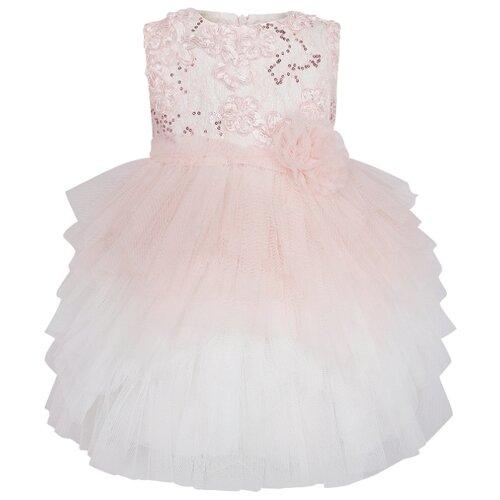 Платье Aletta размер 86, розовый
