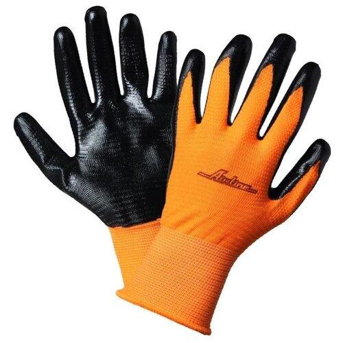 Фото - Перчатки Airline AWG-L-03 1 пара черный/оранжевый перчатки airline awg s 07 2 шт