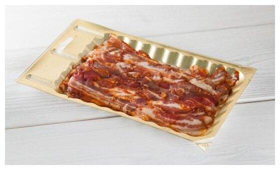 ВкусВилл бекон свиной сырокопченый 150 г