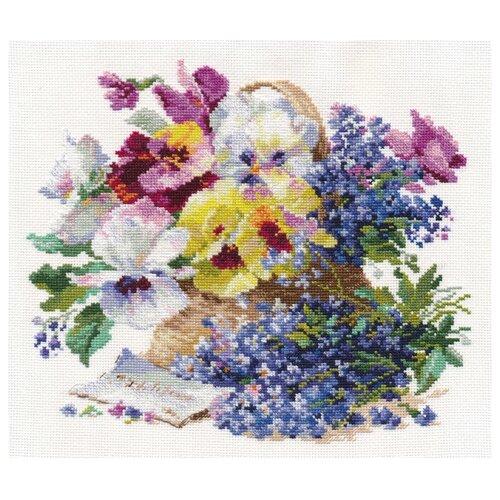 Купить Алиса Набор для вышивания Послание любимой 29 х 25 см (2-24), Наборы для вышивания