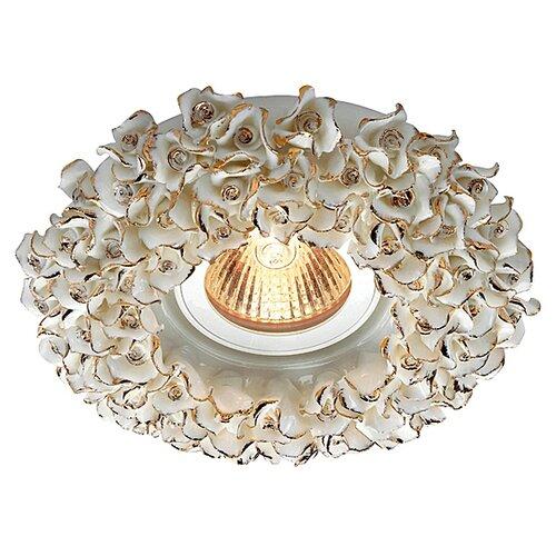Встраиваемый светильник Novotech Farfor 369949 встраиваемый светильник novotech farfor 370208