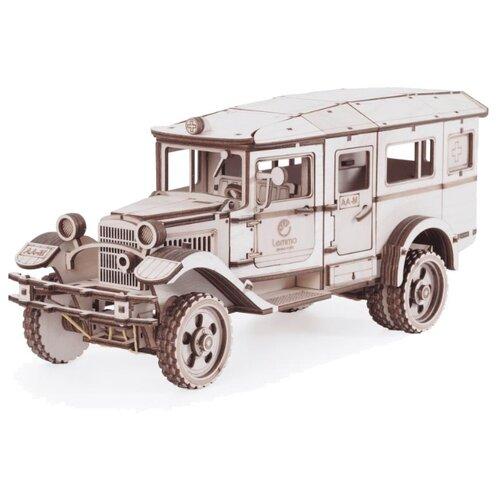 Сборная модель Lemmo Грузовик Санитарный (01-06)