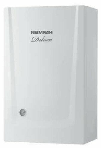 Газовый котел Navien DELUXE 30K 30 кВт двухконтурный