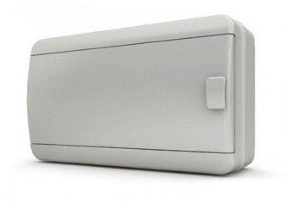 Щит Tekfor BNN 65-18-1 навесной на 18 модулей непрозрачная дверца арт. 01-03-005