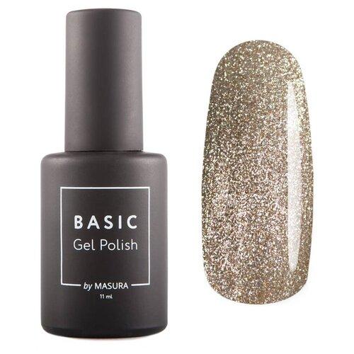 Купить Гель-лак для ногтей Masura Basic, 11 мл, Блистательный беж