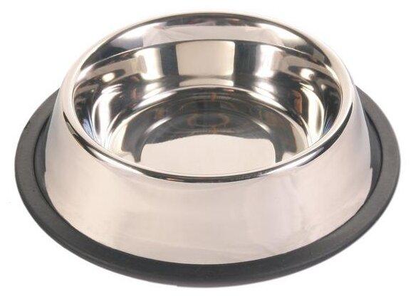 Миска TRIXIE 24854 с резинкой для собак