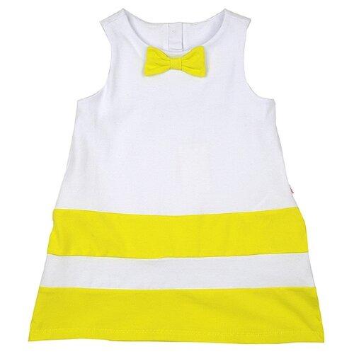Купить Платье Mini Maxi размер 98, желтый, Платья и сарафаны