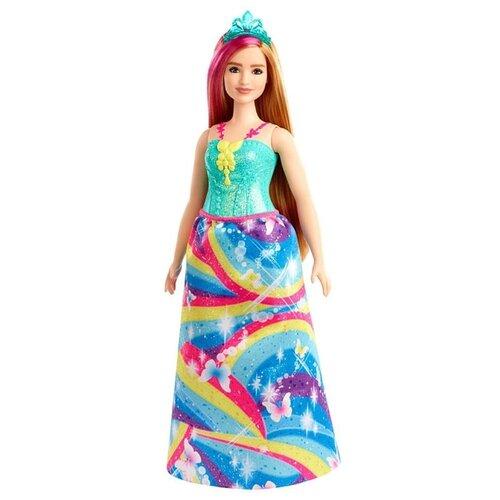 Фото - Кукла Barbie Dreamtopia Принцесса 4 GJK16 кукла barbie dreamtopia