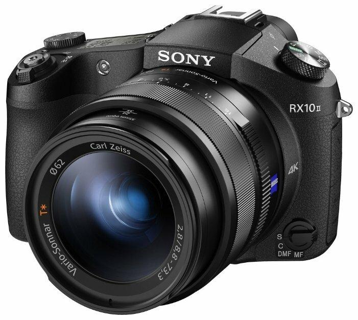 Фотоаппарат Sony Cyber-shot DSC-RX10M2 фото 1
