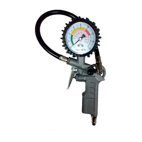 Пневмопистолет для накачки шин Power Technic ITG12-01