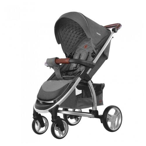 Купить Прогулочная коляска CARRELLO Vista CRL-8505 steel gray, Коляски