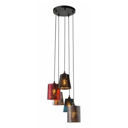 Люстра Globo Lighting Ticon 15266-5H1, E14, 125 Вт