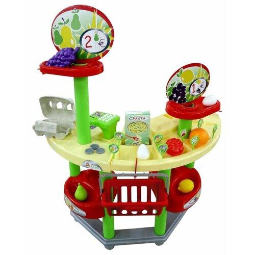 Купить Магазин Полесье Palau Toys (42965), Играем в магазин