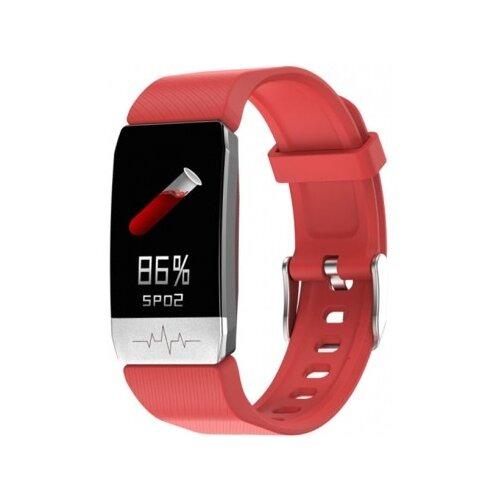 Умный браслет BandRate Smart SHI1515 красный