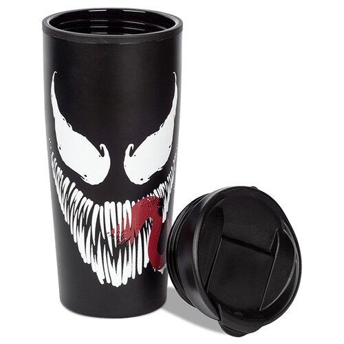 Кружка-термос Venom: Face (Metal Travel Mug) (450 мл.)